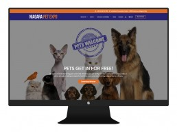 Justified Digital Niagara Pet Expo